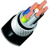 MIGUELEZ CABLE FUERZA BARRYNAX U-10001R2V 6/1KV X10MM2 NEGRO