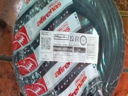 MIGUELEZ CABLE AFIRENAS L H07Z1-K(AS) 1X1MM2 450/750V AMARILLO X 200MTS
