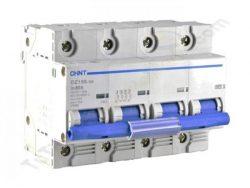 CHNT TERMCIO DZ158 4P 125A 10KA P/RIEL DIN CURVA C 240/415V