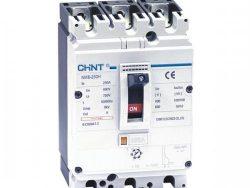 CHNT INT. FUERZA FIJA TRIPOLAR NM1-250H 160A 100KA 220V