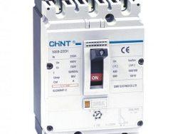 CHNT INT. FUERZA FIJA TRIPOLAR NM8 160A 100KA 220V