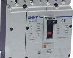 CHNT INT. FUERZA REGUL.TRIPOLAR NM8 (320-400A) 85KA 220V-50KA 440V