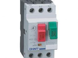 CHNT GUARDAMOTOR NS2-25 (6-10) 3 HP 220V/5HP 440V