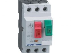 CHNT GUARDAMOTOR NS2-25 (13-18A) 5 HP 220V/12HP 440V